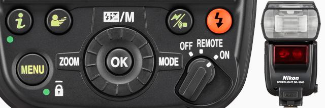 Ovládnete jej na dálku –systémový blesk Nikon Speedlight SB-5000