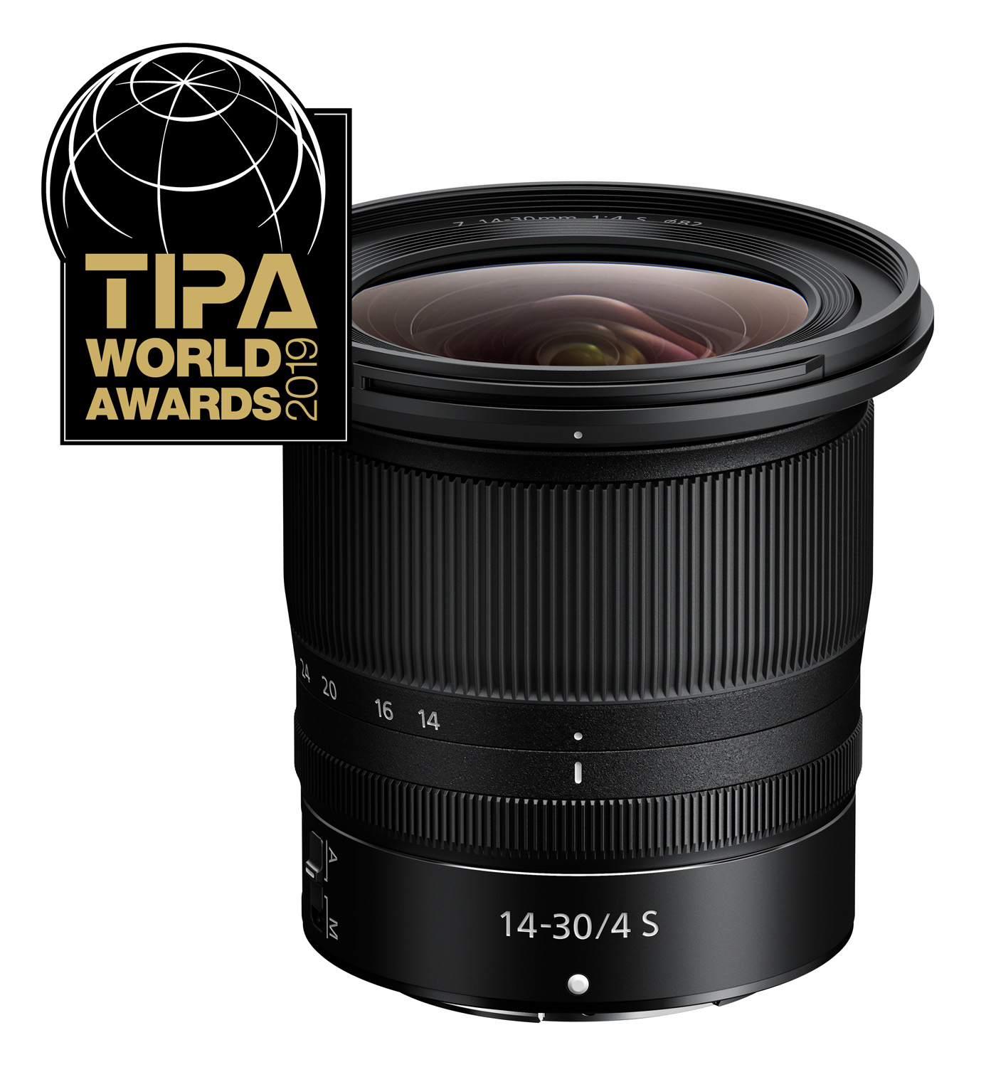 TIPA World Awards 2019 – Nikkor Z 14–30 mm f/4 S – Best Mirrorless Wide Angle Zoom Lens