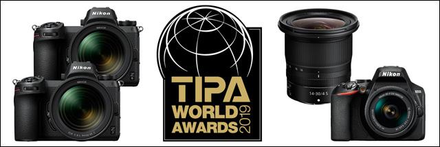 Čtyřikrát TIPA World Awards 2019 pro Nikon. Kdo dostal ocenění?