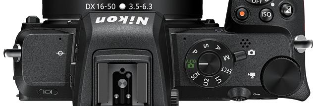 Nikon Z 50 přichází –zetkové DX a dva objektivy navíc