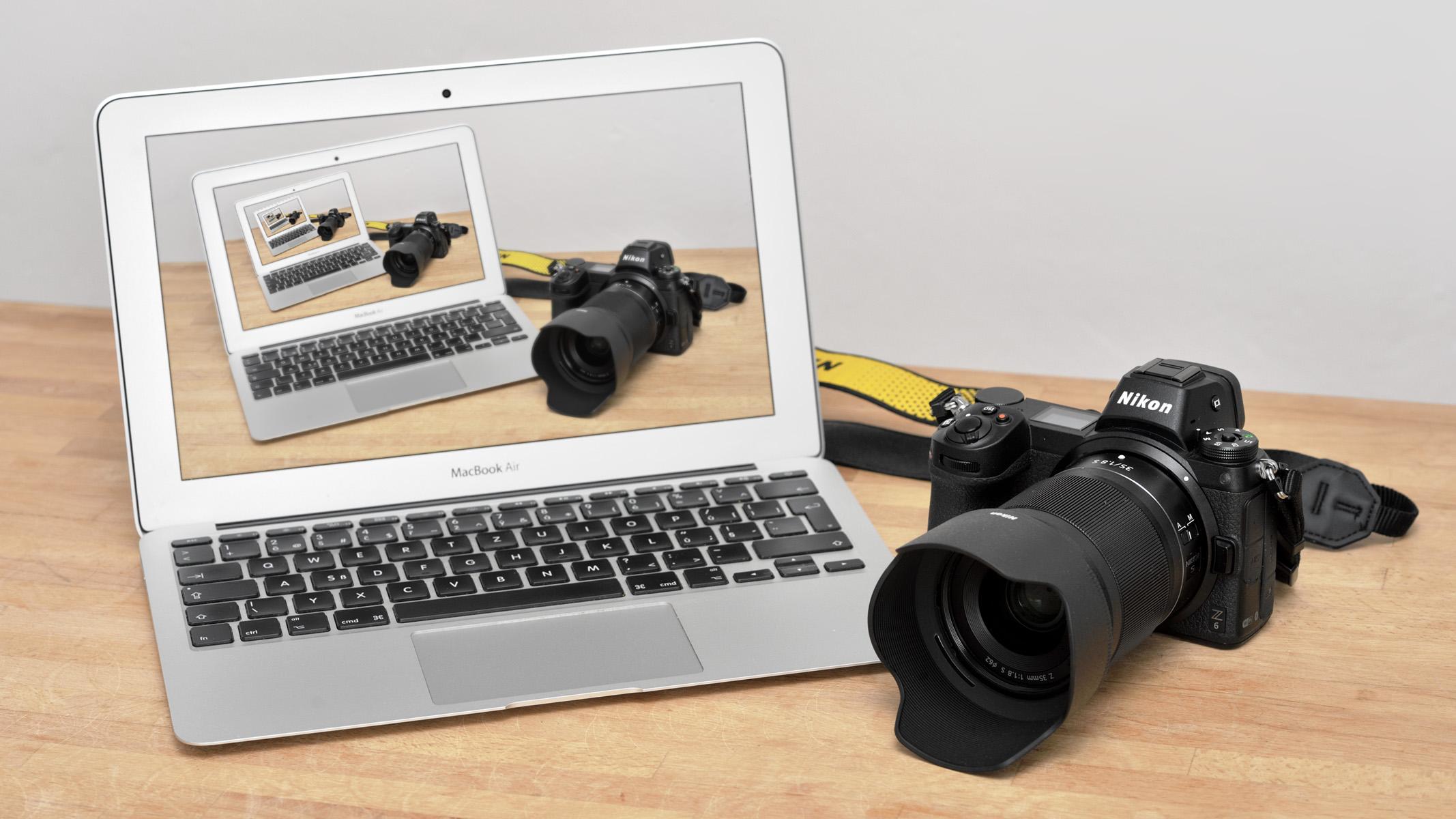 Nikon Z6 WiFi