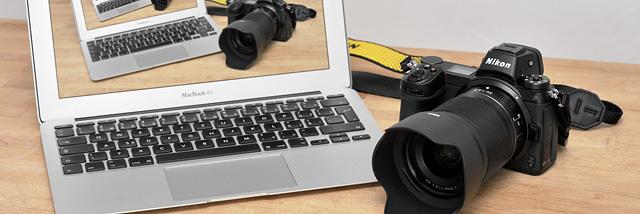 Nikon Z6 s nadšením. Bezdrátová konektivita zaručena
