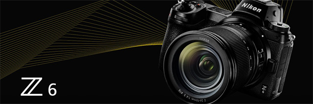 Nikon Z6 s nadšením. 1. část testu Nikonblogu