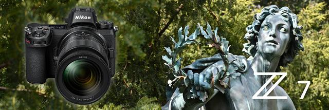 Na procházce s Nikonem Z7. První fotografie ke stažení