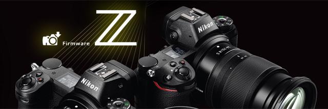 Nový – a ještě lepší – firmware pro Nikony Z6 a Z7 na spadnutí!