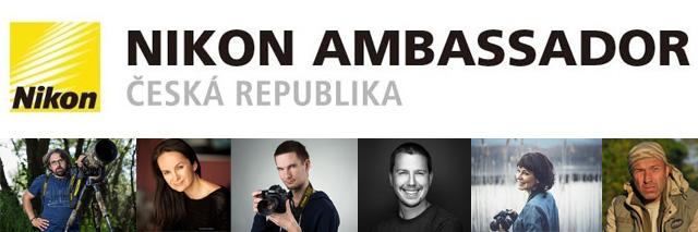 Znáte české a slovenské ambasadory Nikonu?