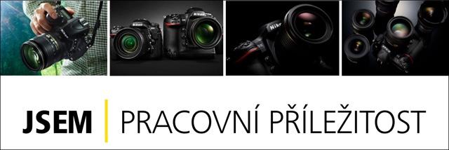 Vyhrazeno pro srdcaře –staňte se promotéry Nikonu