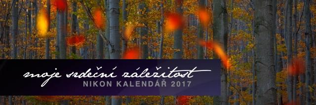 Skryté krásy všedního dne v Nikon kalendáři 2017