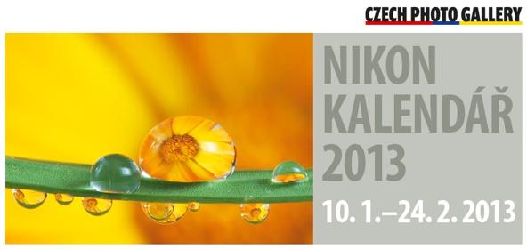 Nikon kalendář 2013