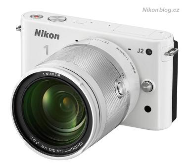 1 Nikkor 10–100 mm F4–5,6 na Nikonu 1 J2