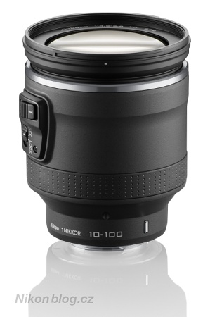 1 Nikkor 10–100 mm VR F4,5–5,6 PD-ZOOM