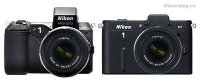 Nikon1 V2 vs V1