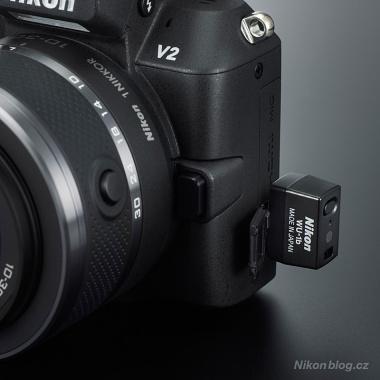 Nikon 1 V2 + WU-1b