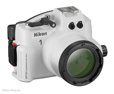 Podvodní pouzdro pro Nikon 1 J3/S1 – WP-N2