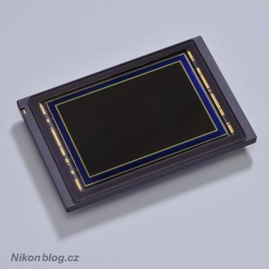 Snímač Nikonu D4