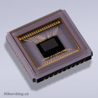 3D RGB senzor