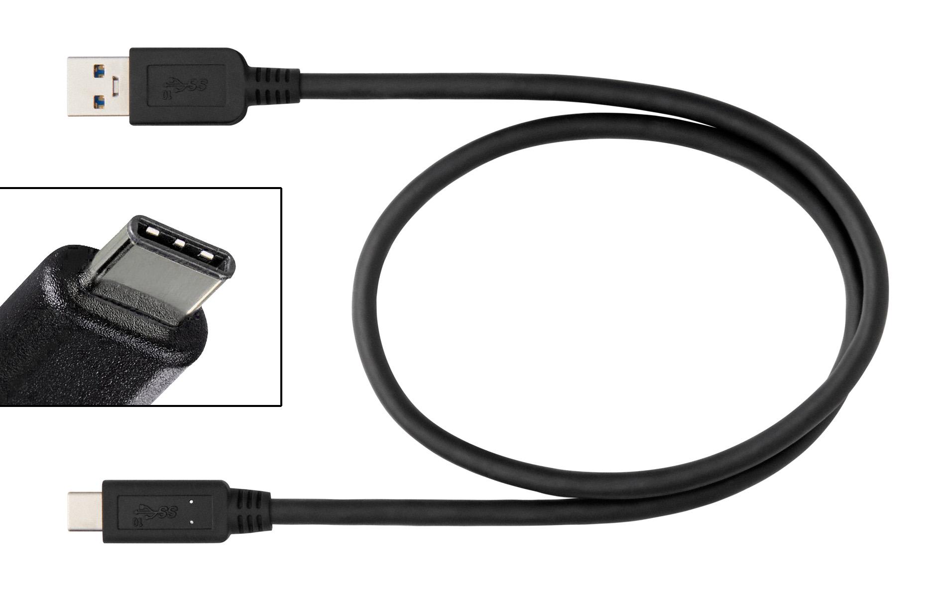 USB-C kabel UC-E24 najdete ve standardním balení fotoaparátu