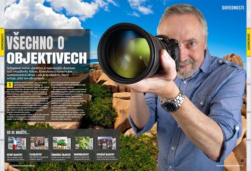 Ovládněte Nikon