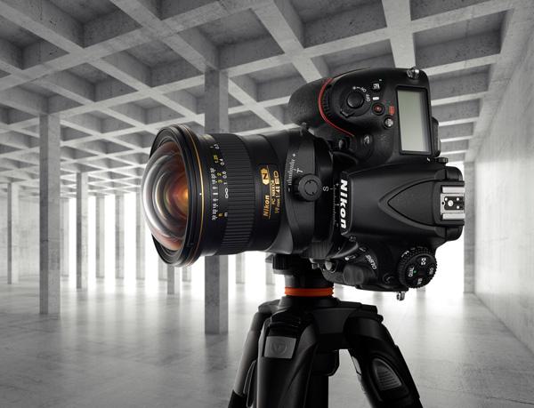 PC Nikkor 19 mm F4E ED