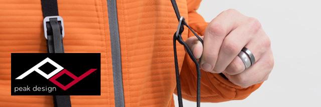 Peak Design Cuff a Leash –společníci pro vaše fotoaparáty. Podruhé…