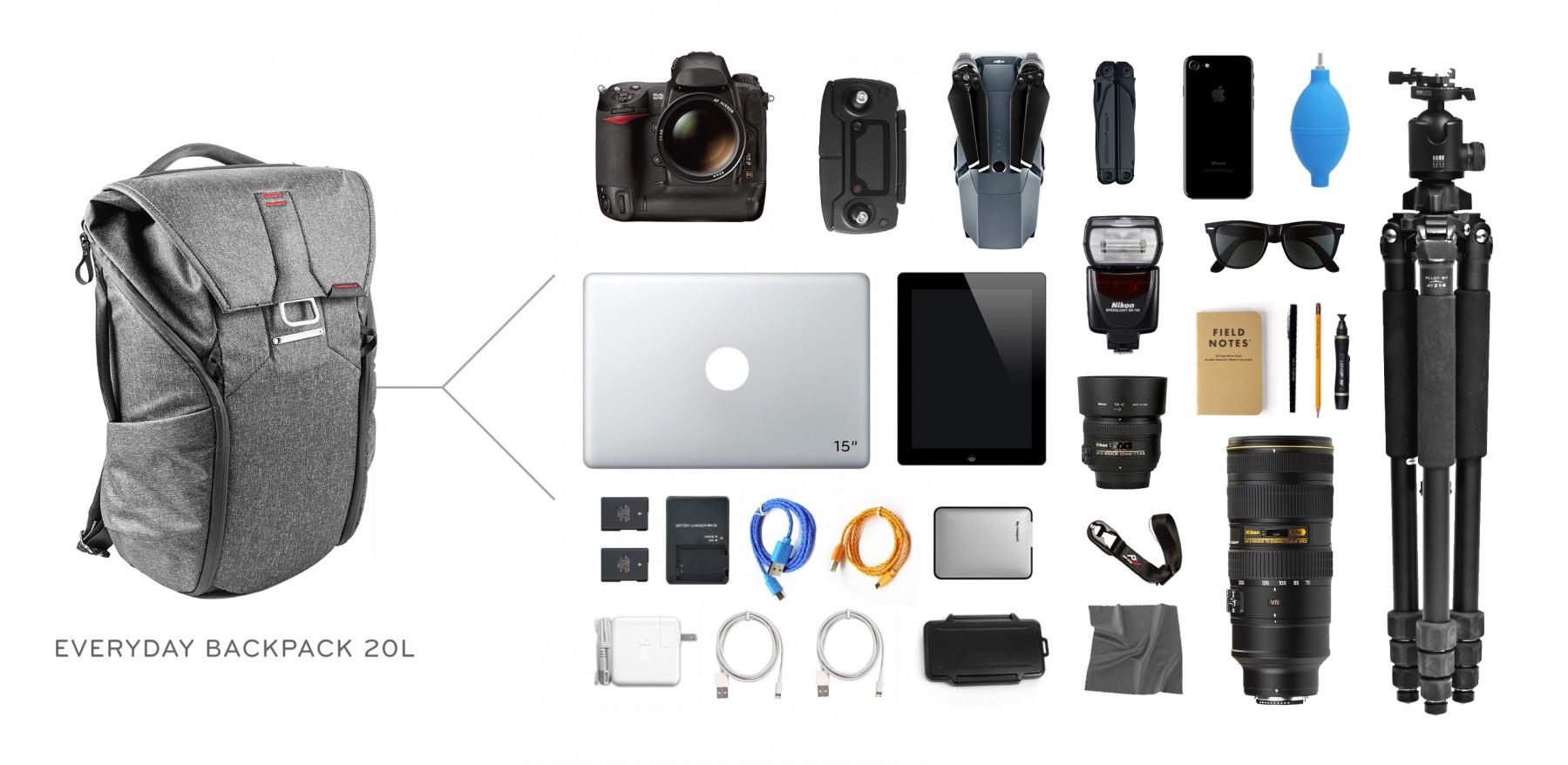 Fotobatoh Peak Design Everyday Backpack