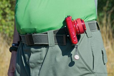 Capture Camera Clip