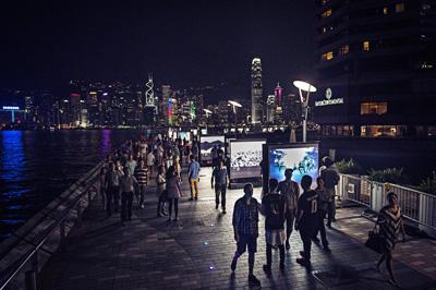 Hong Kong – Avenue of Stars