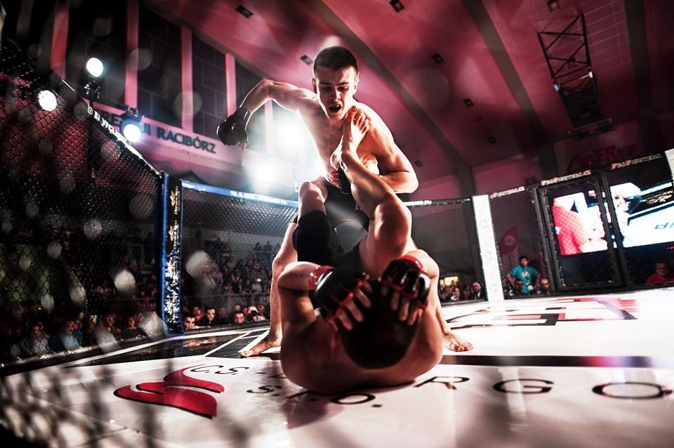 Rob Konečný – MMA Polsko