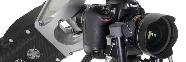 Robotická hlava Nikon & MRMC