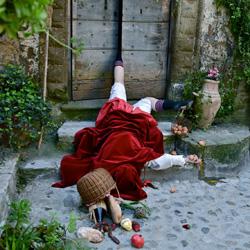 Jeden obrázek za 1 000 slov – Sandro Giordano, Červená Karkulka
