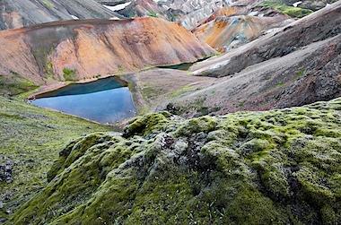 © Stanislav Pokorný: Duhové hory (Landmannalaugar), Island / Rainbow mountains (Landmannalaugar), Iceland