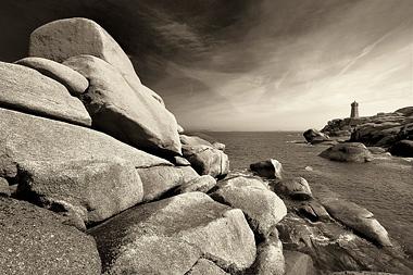 © Stanislav Pokorný: Maják-Bretaň, Francie / Lighthouse – Brittany, France