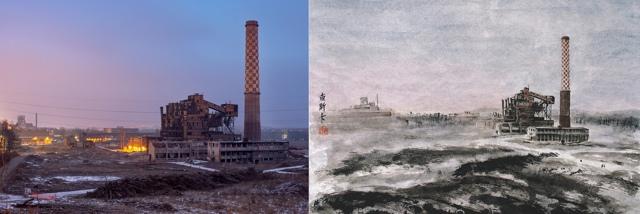 Ondřej Caska - Strakáč vOstravě, 2019 – A fotografie aglomerace Vítkovických železáren na začátku stejného roku