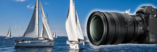 Bez výhrad: Nikkor Z 24–70 mm f/2,8 S
