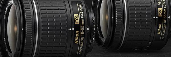 AF-P DX Nikkor 18–55 mm F3,5–5,6G VR – uživatelská recenze Michala Kupsy