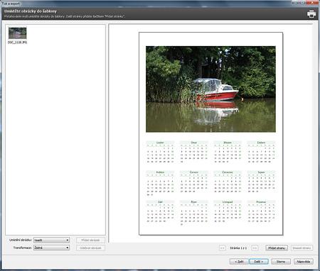 Jak vytvořit vlastní kalendář v Zoner Photo Studiu