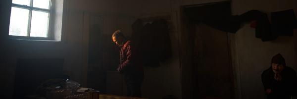 Na cestě – blog Stanislava Krupaře o reportážním focení. Čekání na Mergena