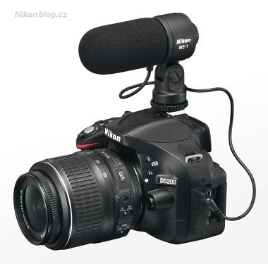 mikrofon Nikon ME-1