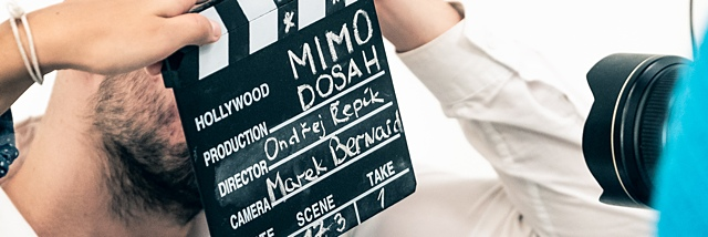 Mimo dosah – studentský film natočený Nikonem Z7. Rozhovor s kameramanem Markem Bernardem