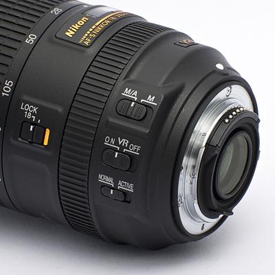 AF-S Nikkor DX 18–300 mm F3,5–5,6G ED VR