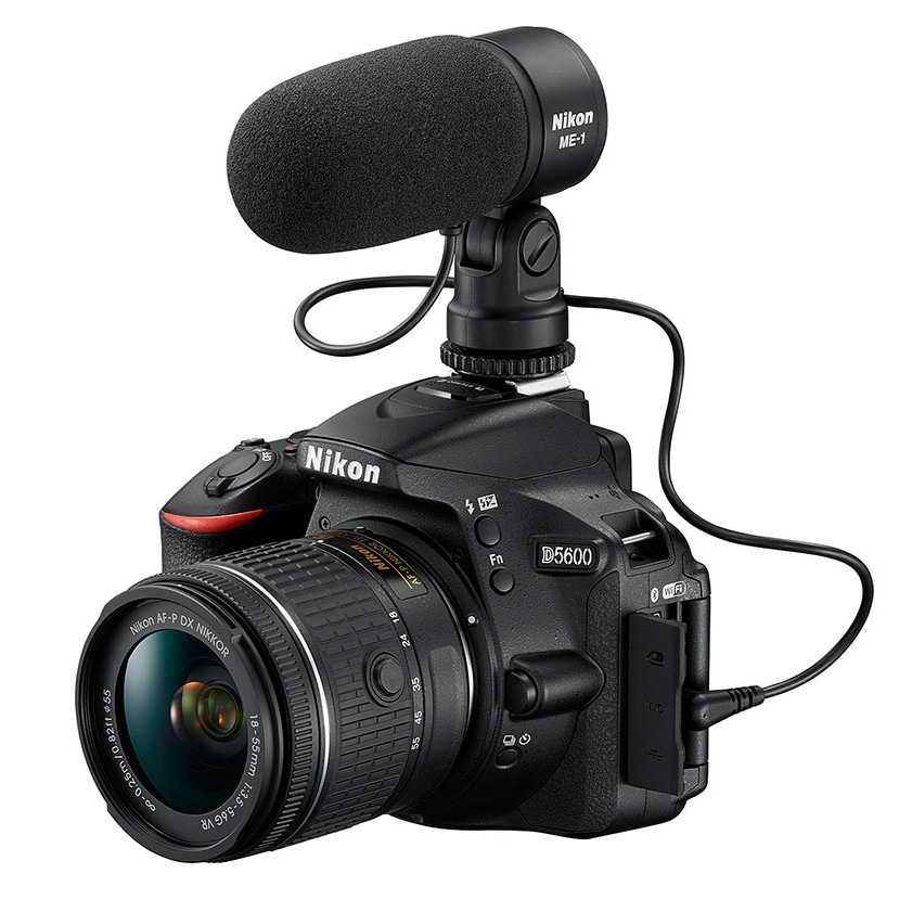 Nikon D5600 jako nízkorozpočtová videokamera
