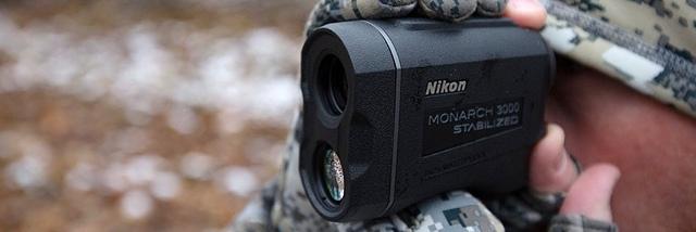 Nikon představuje nový laserový dálkoměr MONARCH 3000 STABILIZED