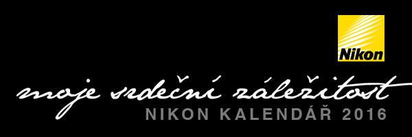 Nikon kalendář 2016