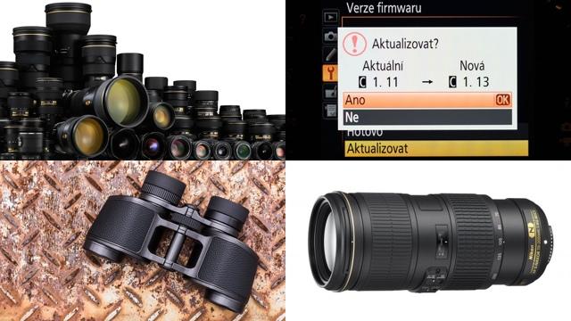 3 + 1 článků o fototechnice ze slovenského Nikonblogu