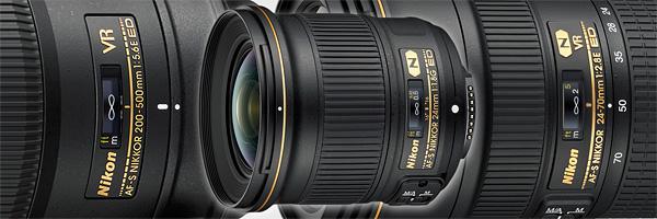 Srpnové novinky Nikonu