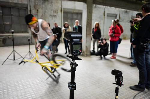 Workshop Nikon školy –Ovládáme systémové blesky –základy