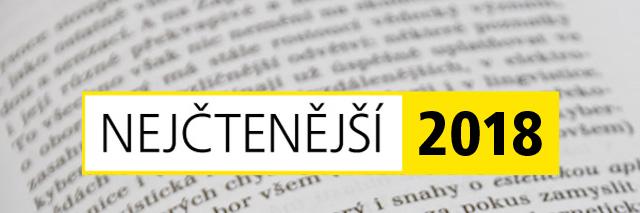 Top ten 2018 –Silvestrovský přehled nejčtenějších článků Nikonblogu