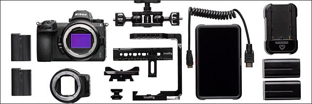 Špičkové video v kompaktním provedení. Profesionální videosada Nikon Z 6 přichází na trh