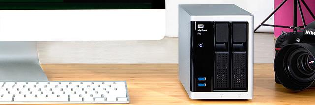 Western Digital My Book Pro – řešení datového prostoru (nejen) pro Macy